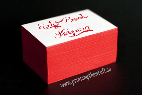 Business cards vinyl sticker printing online printingthestuff canada custom business cards printing canada reheart Images