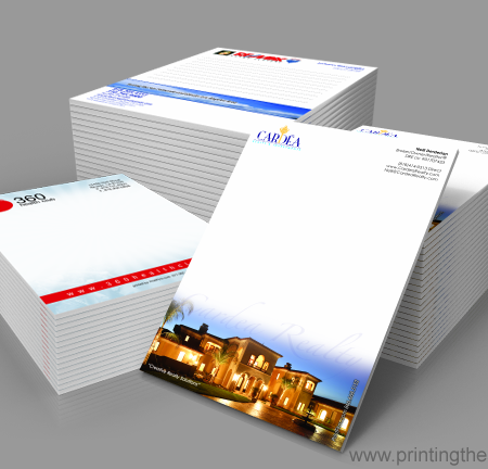 Notepads Printing