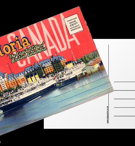 Post Cards Printing Vancouver