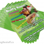 Custom Full Colour Promotional Flyers Vancouver