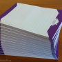 Bulk Notepads Printing Vancouver