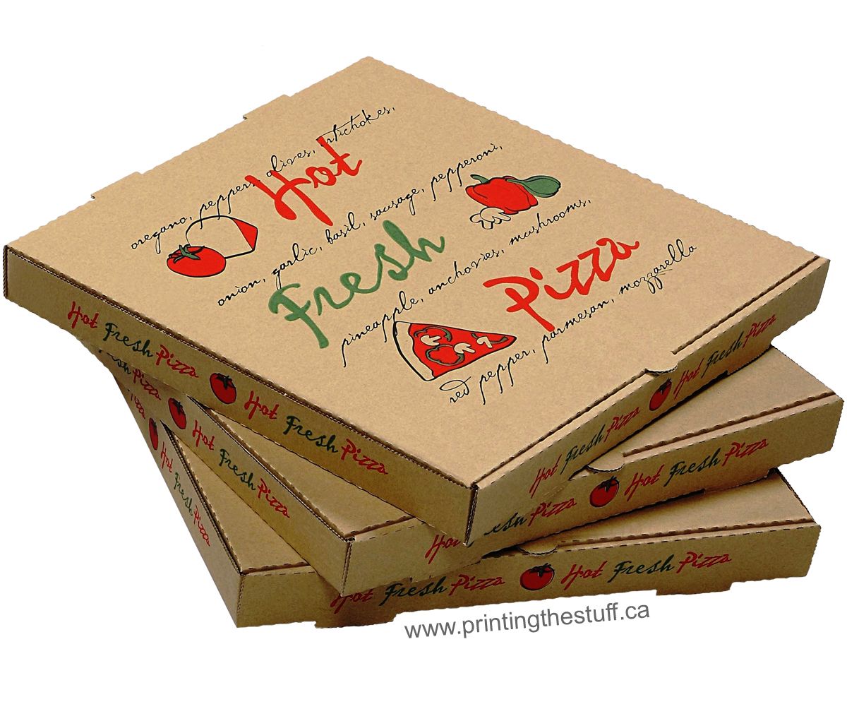 Pizza boxes vinyl sticker printing online printingthestuff canada pizza boxes reheart Gallery