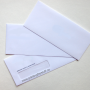 With Window Business Envelopes Printing