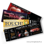 Custom Event Tickets Printing Calgary