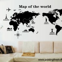 Plotter Cut Wall Decal Calgary