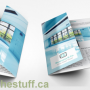 Full Colour Brochures Printing Canada
