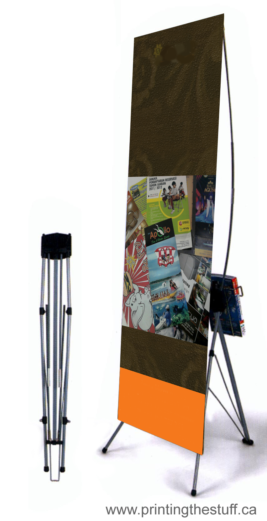 Roll Up Banner Stands Banner Stands Calgary