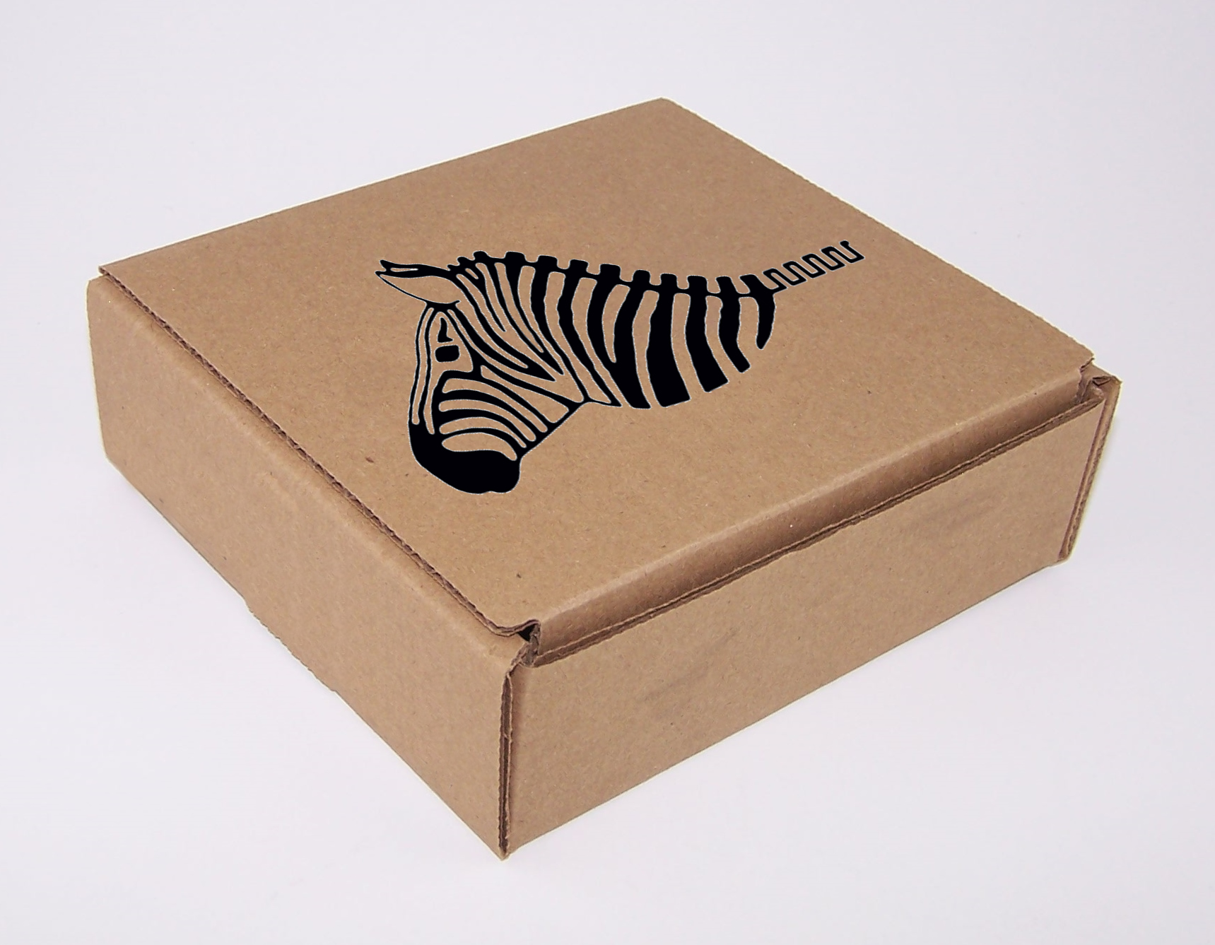 Corrugated Packing Boxes Vinyl Sticker Printing Online