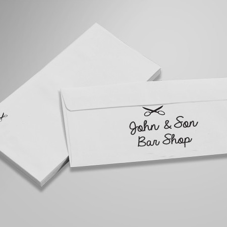 Custom printed envelopes brampton