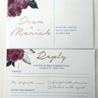 RSVP Cards Printing Mississauga