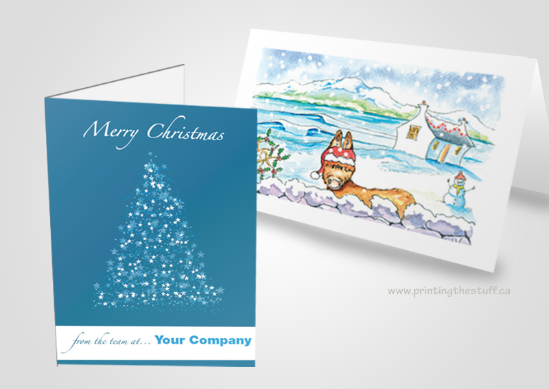 Greeting cards vinyl sticker printing online printingthestuff canada folded greeting cards printing vancouver m4hsunfo