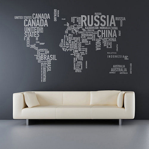 Wall Decals Vinyl Sticker Printing Online PrintingTheStuff Canada - Wall decals canada