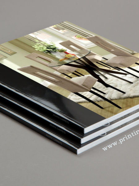 Perfect Binded Booklet Printing Toronto